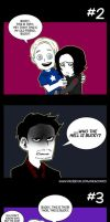 The Avengers and The Winter Soldier #2~#5 LOL by mikaeriksenweiseth