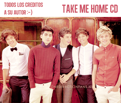 Take me Home CD. by HoranImYours