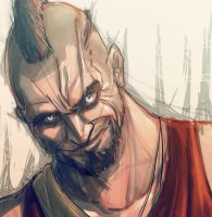 Vaas (Far Cry 3) by andava