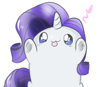 Rarity wuvs you by strabArybrick