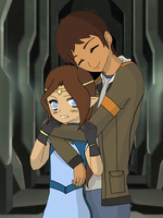 VLD: Oli gets a Lance Hug by whitefire33