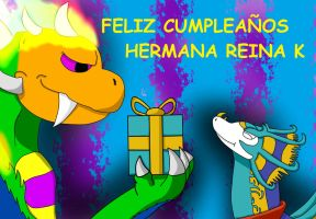 Cumple RK 2014 by Quilmer