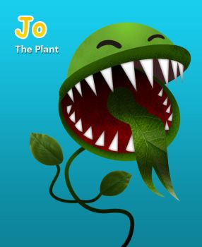 Jo The Plant by animasyid