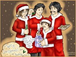 Crimbeatles 2005 by PleaseFreezeMe