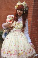 sweet lolita. by raindream