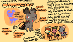 CHAROOM - OPEN SPECIES by Crayonooze