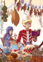 RO Cooking by Aerindelle