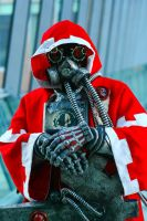 Warhammer 40k Tech-Priest Cosplay V.2 by cionbird