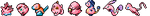 Pink Pokemon Sprite Divider by Sweet-Fizz