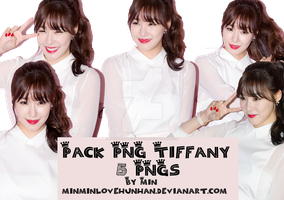 [Pack PNG] 5 PNGs Tiffany By Min by minminlovehunhan