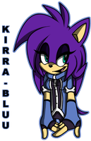 Kirra-Bluu ID by eternityspark