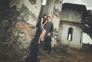 prewedding 3 (End) by vianvin