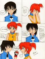 Ash x Misty: Forever Doujinshi Page 17 by Kisarasmoon