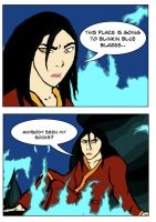 Azula's foot hygiene by Caranth