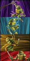 TMNT Video 1 by smallguydoodle