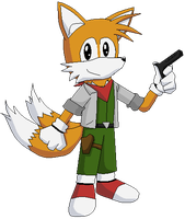 Classic Tails-McCloud by Tails-McCloud