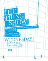 springShow Poster 3 take 3 by kenji2030