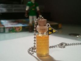 Lantern Oil Charm by MaddieLea