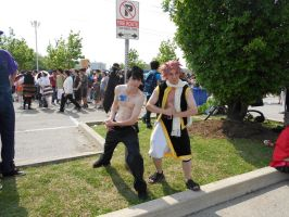 Anime North 2012 - Fairy Tail by TehTig3r