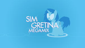 SpikeyWikey | SimGretina Megamix Cover Art by smokeybacon