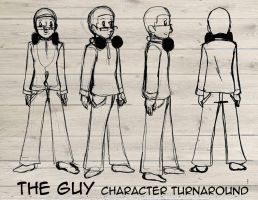 The Guy: Turnaround by TheArtRogue