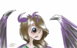 I CANT DRAW PEOPLE!!! XD by SnapDragonStudios