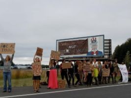 Billboard Occupation Chehalis WA USA  3 by mebyrne57