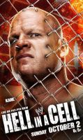 Hell in the Cell 2011 Poster by windows8osx