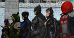 Batman: Civi War TeamBatman by Hatredboy