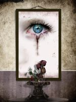 A world out of tears by the-surreal-arts