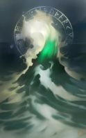 celtic wave by GaudiBuendia