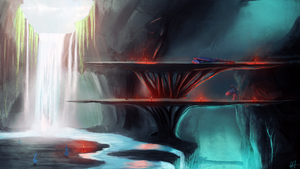Runescape Ancient Cavern Reimagination by Brony2you