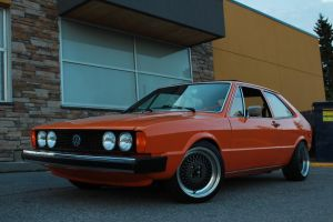 Stunning Scirocco by KyleAndTheClassics