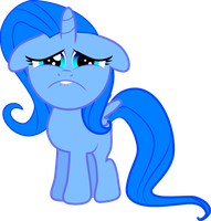 Sad Faced Blue Cheer by Creshosk