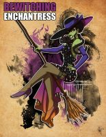 Bewitching Enchantress by jeftoon01