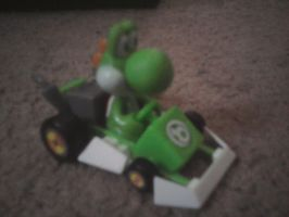 Yoshi Cart Racer by RollerCoasterViper59