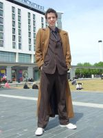 London Expo: The 10th Doctor by teamTARDIS