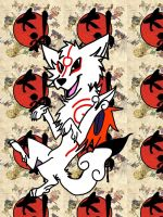 Amaterasu by corathecat