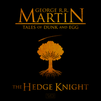 The Hedge Knight Cover by teews666
