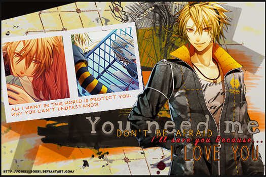 Toma Amnesia - Yandere Mind by giselle0031