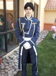 Roy Mustang Poseless by Alphieus