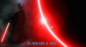 Darth Nihilus (Eclipse) by rumper1