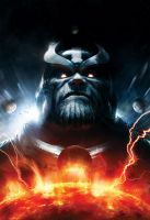 The Thanos Imperative #0 by Aleksi--Briclot