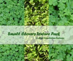 Small Clovers Texture Pack by powerpuffjazz