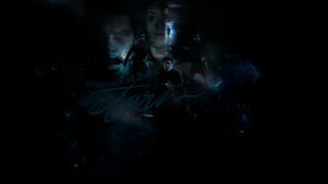Teen Wolf Wallpaper by titaniyskaya