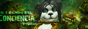 Pandaren Monk - Signature by AventuraPL