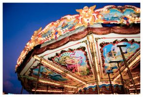 Carousel by harebrained