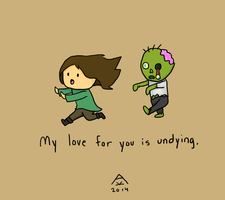 Undying Love by GoWaterTribe