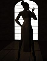 Silhouette by 007Fanatic