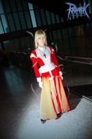 RO: MVP High Priest Magaleta by KazuoFubuki